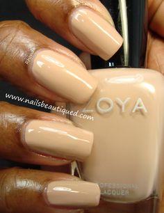 Zoya Naturel Collection Spring 2014, Chantal | Nails Beautiqued