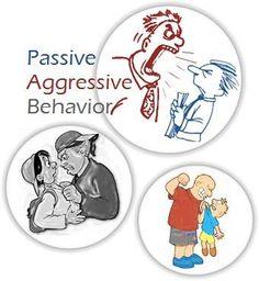 Passive-Agressive Behavior