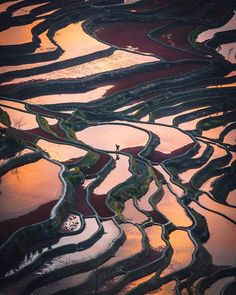 10 photos of rural China that will make you want to forget Beijing China Travel, Italy Travel, Voyager Malin, Visit China, Fish Art, Beijing, Travel Photography, Aerial Photography, Images