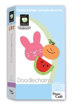 Doodlecharms Cricut® Cartridge