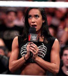 WWE AJ Lee
