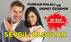 Furkan Palalı ve Demet Özdemir aşk yaşıyor!