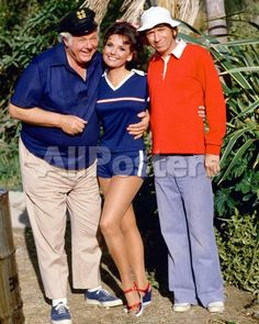 Gilligan's Island: The Movies that You Haven't Seen - canceled + renewed TV shows - TV Series Finale Vintage Tv, Vintage Hollywood, Classic Hollywood, Alan Hale Jr, Tv Show Halloween Costumes, Halloween 2014, Giligans Island, Mejores Series Tv, Old Shows