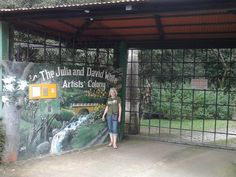 "The entrance to ""Finca des Culebras"""