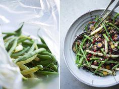 Crunchy Bean, Quinoa and Carrot Salad