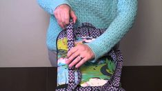 This video is for the Calla Convertible backpack and demonstrates converting the bag from shoulder bag to backpack and how to select your hardware. Pattern n...