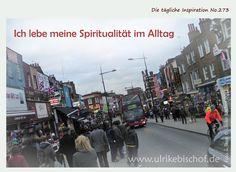 Die tägliche Inspiration No.273  www.inspirationenblog.wordpress.com  www.ulrikebischof.de