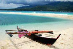 Camiguin White Island, Philippines