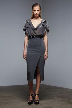 Donna Karan Pre-Fall 2015 (24)  - Shows - Fashion