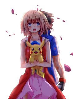 Beautiful <3 Amourshipping ^.^ <3