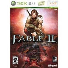 Like New Pre-Played Fable 2 Xbox 360