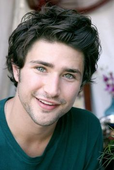 Matt Dallas. The prettiest eyes I have ever seen..EVER