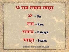Sanskrit Mantras for Pain Relief