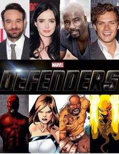 It's all coming together! Do you think Finn Jones can bring Iron Fist to life? #marvel