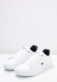 brand new 72d71 e5766 Baskets basses Lacoste CARNABY EVO - Baskets basses - white blanc  110,00 €