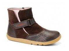 3f93c36d0eb8e1 Bobux USA i-walk Urban Beat Boot in chocolate. Watch her step out in