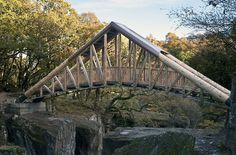File:Rework of Bridge At Bracklinn Falls - Opened Oct 2010.jpg