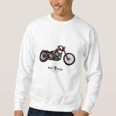 Vintage Chopper Motorcycle Poster Sweatshirt #jeepsafari #kids #parenting mountain bike trails, mountain bike women, hardtail mountain bike, dried orange slices, yule decorations, scandinavian christmas Ural Motorcycle, Motorcycle Tips, Motorcycle Posters, Chopper Motorcycle, Motorbike Drawing, Motorcycles In India, Mountain Biking Women, Hardtail Mountain Bike, Hoodies