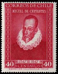 Miguel de Cervantes Saavedra was a Spanish novelist, poet, and playwright. His magnum opus, Don Quixote, considered to be the first modern European novel, is a classic of Western literature.  1547-1616, Madrid, Spain rnb