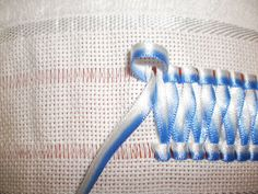 Brebotes and Brebosês: Braided ribbon - Walkthrough