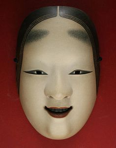 Noh mask Theatre No, Noh Theatre, Japanese Noh Mask, Japan Summer, Non Plus Ultra, Japan Architecture, Art Japonais, Masks Art, Oriental