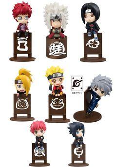 Naruto Shippuden Ochatomo Series Sammelfiguren 5 Cm Letu0027s Enjoy Tea  Together Sortiment ...