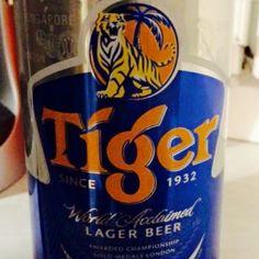 Tiger - Lager Beer