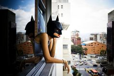 Bat. Girl.