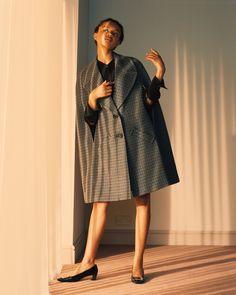 Poppy Okotcha by Lena C. Emery for WSJ Magazine