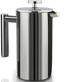 SterlingPro Double Wall Stainless Steel French Coffee Press, 1 Liter | The Gift Central