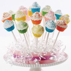 Bouquet Cupcakes For Serious Cupcake Connoisseurs | Love Wed Bliss