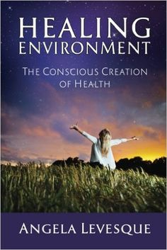 Moments with Marianne Book Club Healing Environment by Angela Levesque