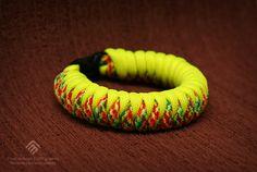 My favourite paracord snake bracelet