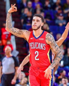 300 Lonzo Ideas In 2021 Lonzo Ball New Orleans Pelicans Basketball Players
