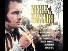 Merle Haggard - Today I Started Loving You Again ORIGINAL