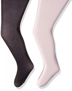 Weri Spezials Baby and Childrens Tights with Pink Hearts in Ink