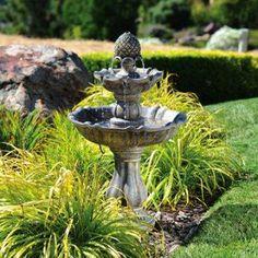Patella Garden Fountain.