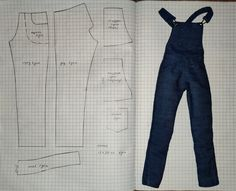 Sewing Barbie Clothes, Barbie Sewing Patterns, Barbie Dolls Diy, Doll Dress Patterns, Barbie Dress, Clothing Patterns, Diy Clothes, Manequin, Patterned Jeans