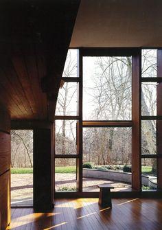 Louis Kahn - Esherick House, Philadelphia PA 1961.