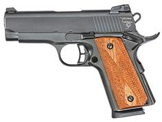 Meet a next-gen 1911 refined for everyday defense—The Taylor's & Co. Compact Carry!
