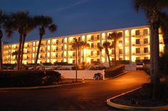 Spend the night ocean front at Beacher's Lodge in St. Augustine, Florida www.beacherslodge.com