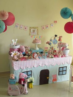 Peppa Patisserie | CatchMyParty.com