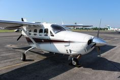 Sightings: Cessna P337H Riley Super Rocket Conversion Walkaround