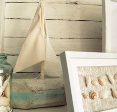 Driftwood sail