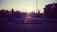New photo online #goodmorning #berlin - #sunrise #berlinweather #berlinsonnenaufgang Hope you like it