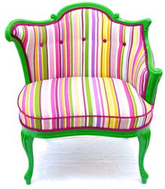 Upcycled Vintage Chair by The Divine Chair