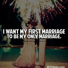 This is so true for me, which is why I waited until I was 34 to get married....been engaged a few times before that but I knew it wasn't right for me!