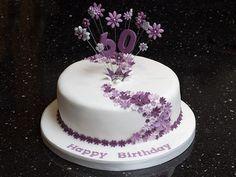 50th birthday. Cake