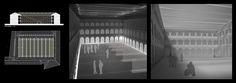Rehabilitación energética del 'Patio de la Hospedería', Monasterio de San Benito (Valladolid).  > RODRIGO ALMONACID (c) r-arquitectura