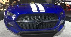 Neue Nachricht: Detroit Auto Show 2017 - Jeremy Clarksons Mustang fette Hybride: Sechs Power-Neuheiten aus Detroit - http://ift.tt/2ib5V2n #aktuell